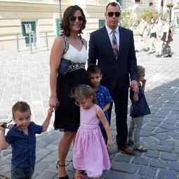 Nem átlagos életem négy kisgyerekkel tűzoltó férjjel mint pszichológus